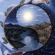 Yin yang chamanico